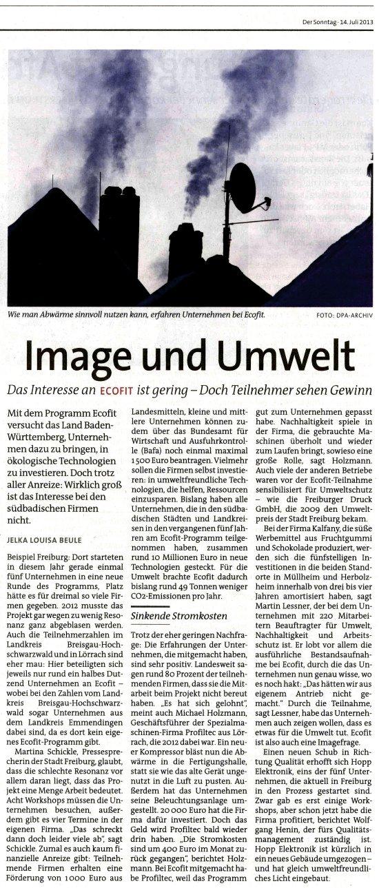 clipping-der-sonntag-image-und-umwelt